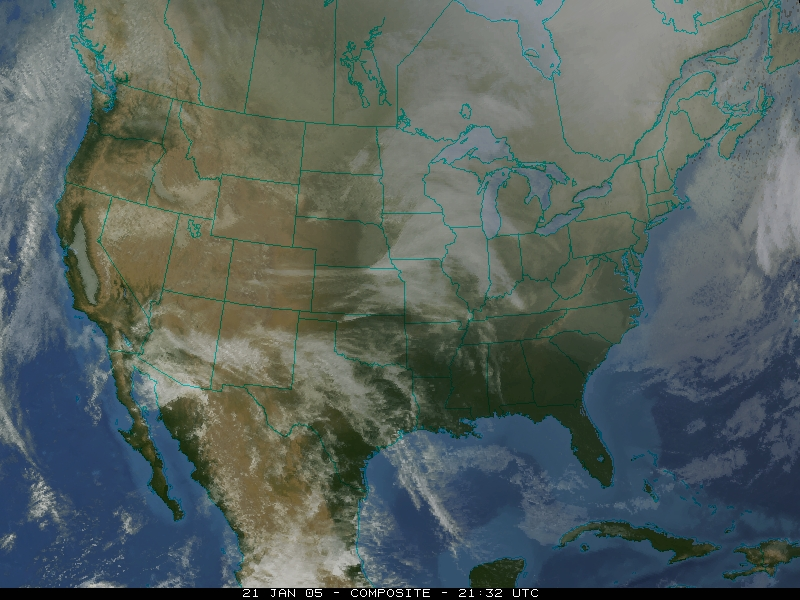 Helpful Links Climate Weather And Map Resources - Satellite map us