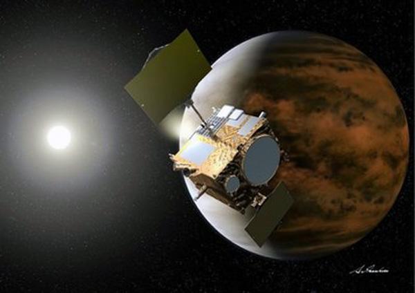 venus satellite