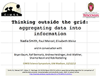 Thinking Outside the Grid: Aggregating Data Into Information