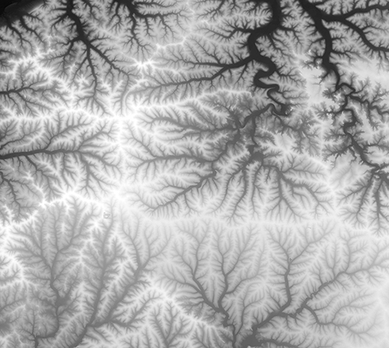 WisconsinView Offers Digital Elevation Models Of Wisconsin - Digital elevation model download
