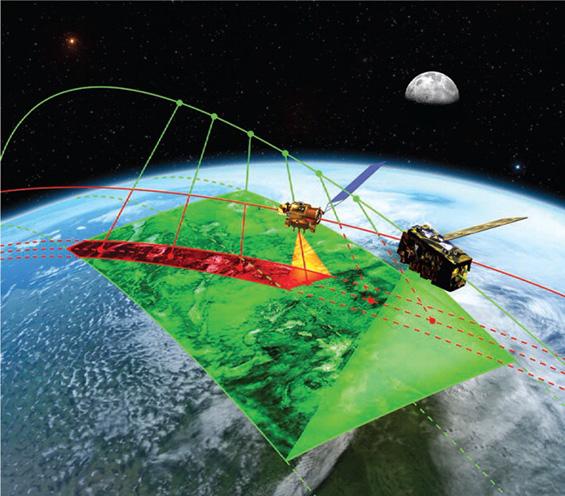 CLARREO and satellite
