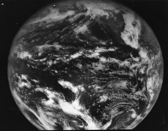 ATS-I image from December 11, 1966. Credit: NASA.