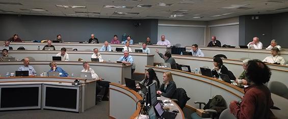 Attendees at the 2014 NOAA Satellite Science Week