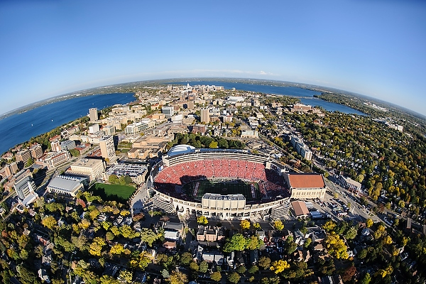 Credit: Jeff Miller, UW-Madison Communications.