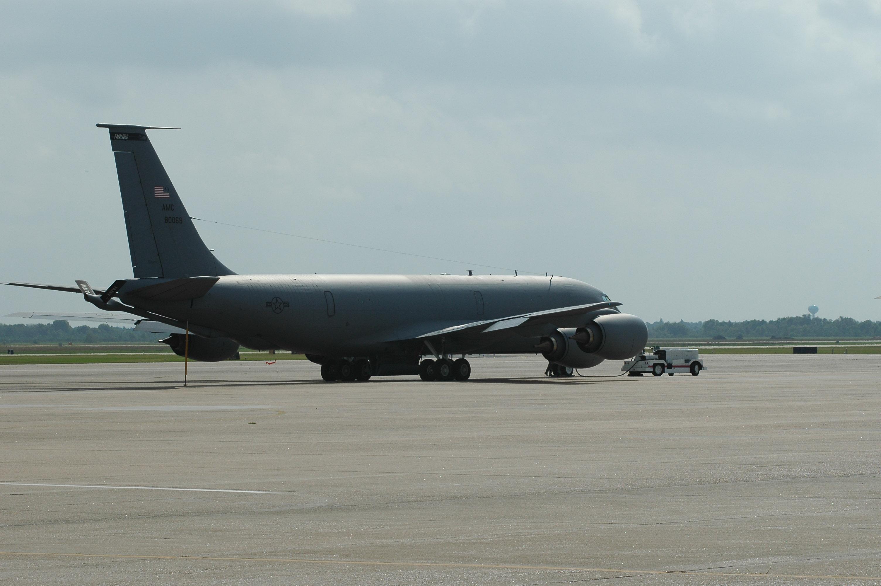 0006 USAF KC135