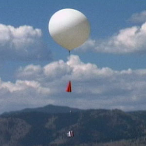 Launching and Tracking a Weather Balloon